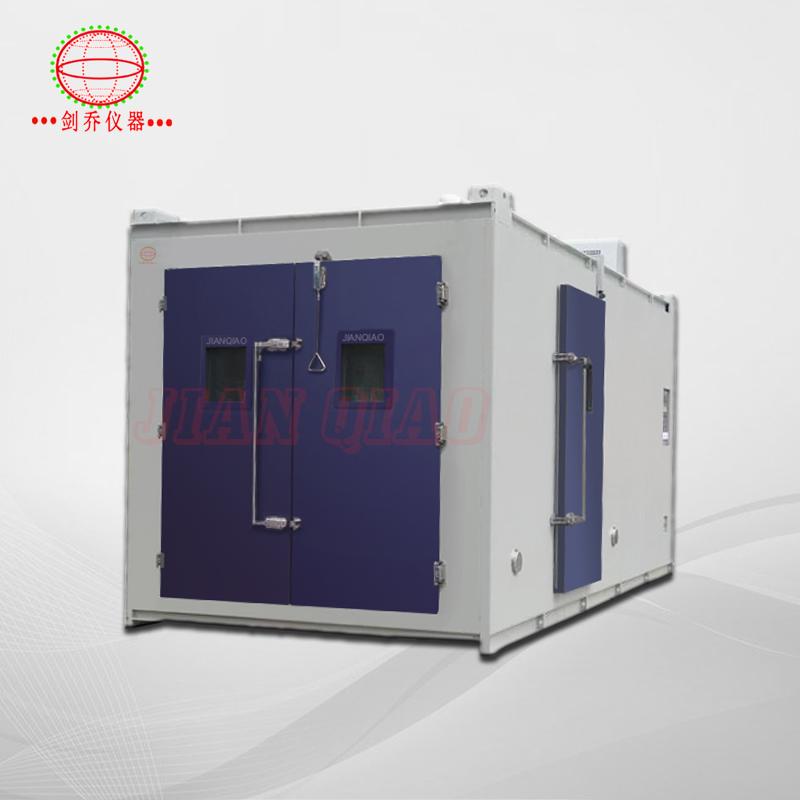 快速温变(湿热)试验箱