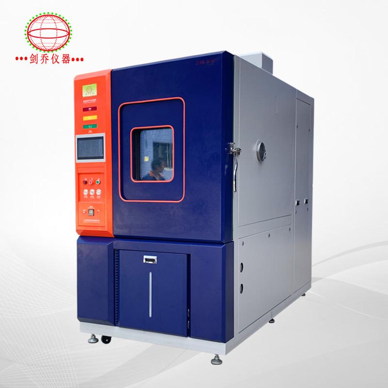 新款高低温低气压试验箱