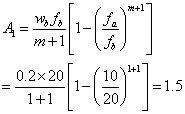 正弦扫频和随机振动试验常用公式